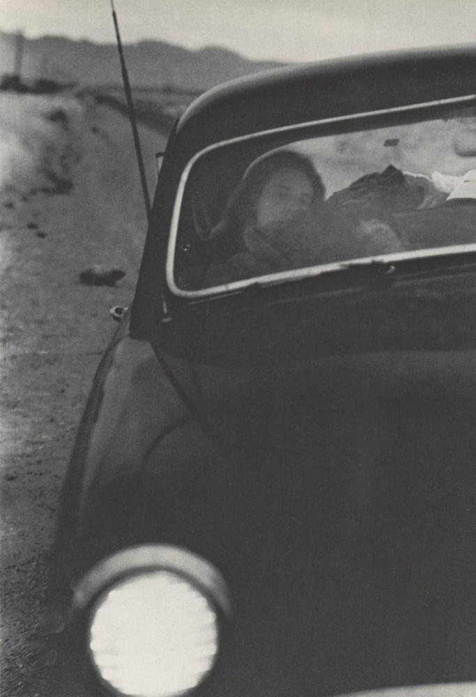 Lot #67: ROBERT FRANK - U.S. 90, En Route to Del Rio, Texas - Original photogravure