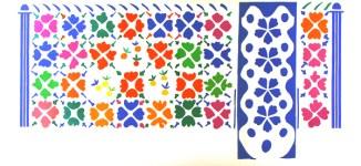 Lot #2103: HENRI MATISSE - Decoration - Fruits - Original color lithograph