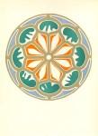 Lot #1704: HENRI MATISSE - Rosace - Original color lithograph