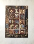 Lot #49: KARIMA MUYAES - Ventanas - Color etching with aquatint