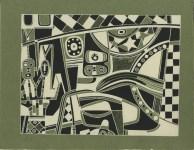 Lot #1065: STEVE WHEELER - Nick Carter - Original color silkscreen