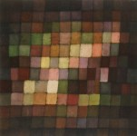 """Lot #293: PAUL KLEE - Old-Time Note [""""Accords Anciens""""] - Original color collotype"""