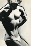 Lot #393: MAN RAY - Male Posing - Original vintage photogravure