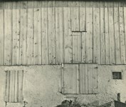 Lot #171: CHARLES SHEELER - Side of White Barn - Original vintage photogravure