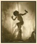 Lot #604: WALTER BIRD - Devil Dance - Original vintage photoetching