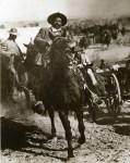 "Lot #520: AGUSTIN VICTOR CASASOLA - Francisco ""Pancho"" Villa en la Toma de Torreon - Cortada - Villa Solo - [Mexico] - Gelatin silver print"