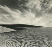 Lot #585: EDWARD WESTON - Dunes - Original vintage photogravure