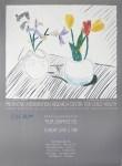 Lot #1513: DAVID HOCKNEY - White Porcelain - Color offset lithograph