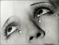 Lot #1168: MAN RAY - Larmes de Verre (Glass Tears) - Original vintage photogravure