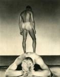 Lot #395: GEORGE PLATT LYNES - Male Nudes #06 - Original vintage photogravure