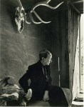 Lot #510: YOUSUF KARSH - Georgia O'Keeffe - Original vintage photogravure
