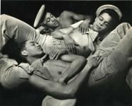 Lot #1502: GEORGE PLATT LYNES - Young Boys Sleeping - Original vintage photogravure
