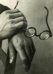 Lot #1777: ANDRE KERTESZ - Paul Arma's Hands, Paris - Original vintage photogravure