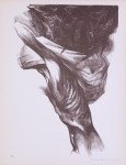 Lot #290: GUILLERMO MEZA - Once Ahau Katun - Lithograph in brown ink