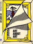 Lot #2215: ROY LICHTENSTEIN - Art about Art - Color offset lithograph