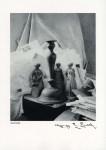 Lot #2134: JOSEF SUDEK - Composition - Vintage photogravure