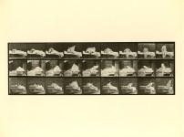 Lot #1509: EADWEARD MUYBRIDGE [d'apres] - Woman Getting up from Bed - Original photogravure