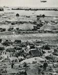 Lot #1795: ROBERT CAPA - Omaha Beach Secured, June, 1944 - Original photogravure