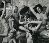 Lot #1763: T. DOBROWOLSKI - Playful Nudes - Original vintage photogravure