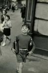 Lot #925: HENRI CARTIER-BRESSON - Rue Mouffetard, Paris - Original vintage photogravure