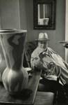 Lot #2001: HENRI CARTIER-BRESSON - Henri Matisse, Saint-Jean-Cap-Ferrat - Original vintage photogravure