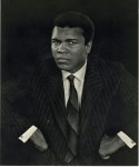 Lot #1852: YOUSUF KARSH - Muhammad Ali - Original vintage photogravure