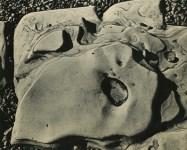 Lot #1707: EDWARD WESTON - Rock Erosion - Original vintage photogravure