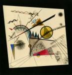 Lot #147: WASSILY KANDINSKY - Studie zu einem Bild - Original color collotype