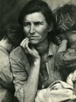 Lot #359: DOROTHEA LANGE - Migrant Mother, Nipomo, California - Original vintage photogravure