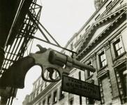 Lot #2039: BERENICE ABBOTT - Frank Lava, Gunsmith - Original vintage photoengraving