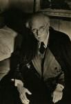Lot #743: WEEGEE [arthur h. fellig] - Alfred Stieglitz, 1944 - Original vintage photogravure
