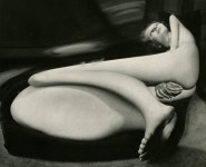 Lot #597: ANDRE KERTESZ - Distortion #040 - Original photogravure