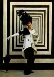 Lot #717: CECIL BEATON - Audrey Hepburn in 'My Fair Lady' #1 - Original vintage color photogravure