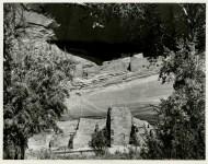 Lot #1984: HOWARD E. DILS, JR. - In Canyon de Chelly, Arizona #3 - Vintage gelatin silver print