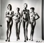 Lot #1669: HELMUT NEWTON - Sie Kommen - Undressed - Original vintage photolithograph