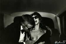 Lot #999: HELMUT NEWTON - Paris, 1973 - Original photolithograph