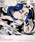 Lot #1314: ROY LICHTENSTEIN - Drowning Girl - Color offset lithograph