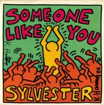 Lot #1619: KEITH HARING - Sylvester: Someone Like You - Original color offset lithograph