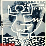 Lot #1909: KEITH HARING - Malcolm McLaren: Duck for the Oyster - Original color offset lithograph with vinyl record
