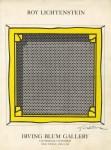 Lot #873: ROY LICHTENSTEIN - Stretcher Frame - Original color silkscreen