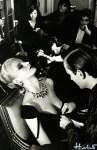 Lot #1254: HELMUT NEWTON - Givenchy & Bulgari, French Vogue - Original photolithograph