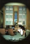 Lot #1033: HELMUT NEWTON - Office Love, Paris - Original vintage color photolithograph