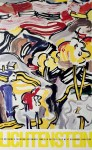Lot #1171: ROY LICHTENSTEIN - Landscape with Red Sky - Color offset lithograph