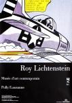 Lot #1516: ROY LICHTENSTEIN - Whaam! - Color lithograph and silkscreen