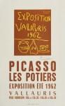 Lot #1295: PABLO PICASSO - Exposition Vallauris 1962 - Original color linocut poster