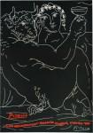 Lot #1144: PABLO PICASSO - Los Minotauros - Color silkscreen
