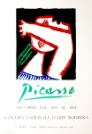 Lot #985: PABLO PICASSO - Picasso: 200 Opere dal 1920 al 1953 - Color offset lithograph