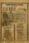 Lot #80: JOSE GUADALUPE POSADA - Tristisimas Lamentaciones de un Desterrado para las Islas Marias - Relief engraving