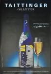 Lot #860: ROY LICHTENSTEIN - Taittinger Collection par Roy Lichtenstein - Color offset lithograph