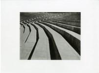 Lot #152: TINA MODOTTI - Stadium, Mexico City - Original photogravure